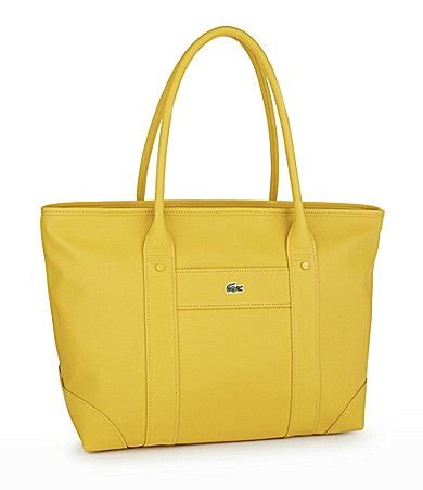 Lacoste Classic Tote top 25 ideas about lacoste on hobo bags polos