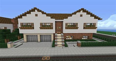 bi level house bi level house furnished minecraft project