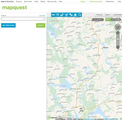 mapquest driving directions official site autos post