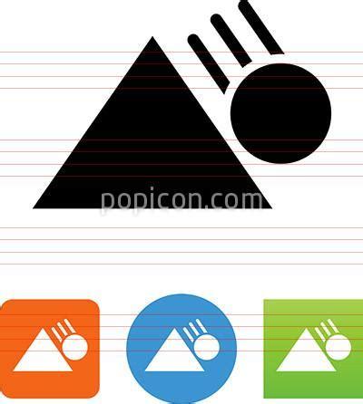 kinetic energy icon popicon