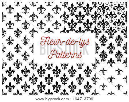 Setelan Kulot Royal Loly Black fleur de lis images illustrations vectors fleur de lis stock photos images bigstock