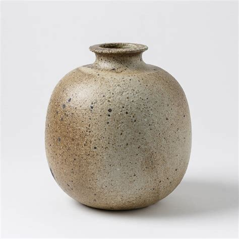Rob Vase by Stoneware Vase By Robert Deblander For Sale At 1stdibs