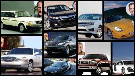 10 Cars To Drive by The Top 10 Billionaires Who Drive The Cheapest Cars