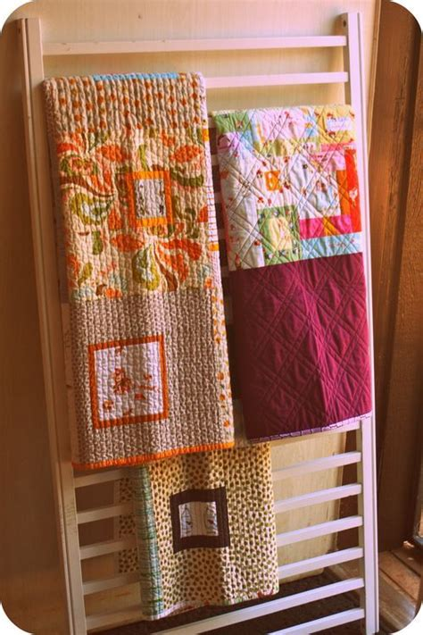 diy quilt rack plans woodworking projects plans