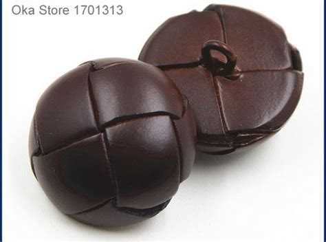 popular leather covered buttons buy cheap leather covered