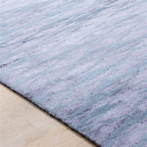 wool and silk blend area rugs modern collection silk wool area rug shimmer 9 1 quot l x 6 1 quot w pasargad touch of modern