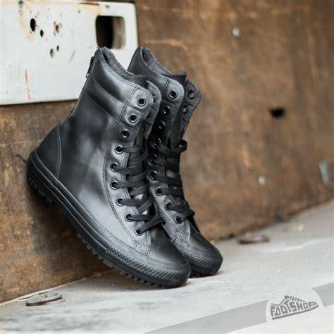 converse ct hi rise boot black footshop
