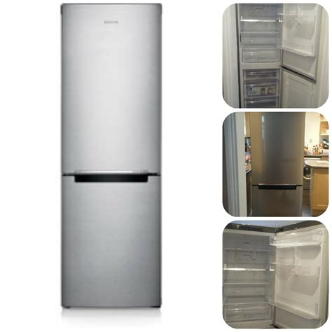 Freezer Samsung samsung fridge freezer silver rb29fsrndsa review