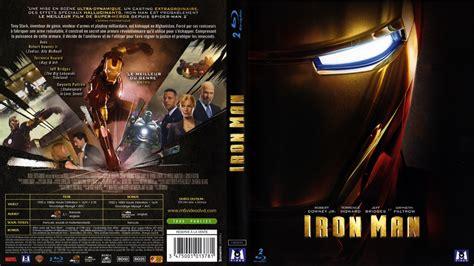 Dvd Bluray Ironman jaquette dvd de iron cin 233 ma