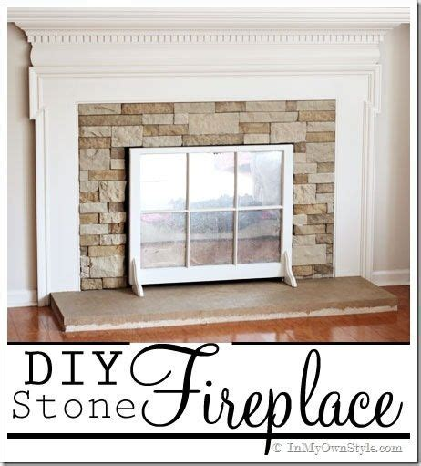 fireplace diy makeover diy fireplace makeover on a budget using airstone