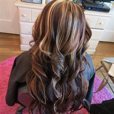 best partial caramel highlights the 25 best partial blonde highlights ideas on pinterest