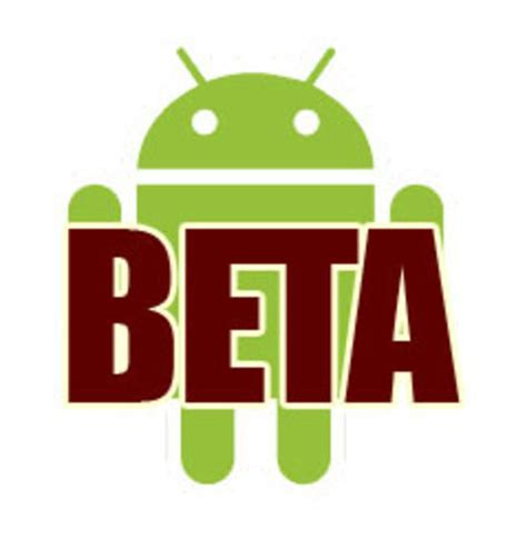 android beta historial de versiones de android timeline timetoast