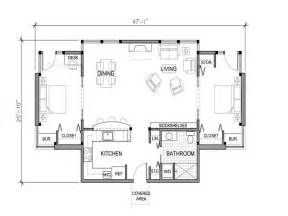Small 1 Story House Plans Small One Story House Floor Plans Really Small One Story