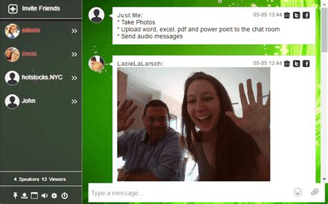 tiny chat apk live chat room living room