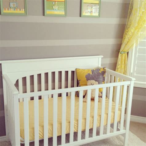 17 Best Images About Nursery Yellow And Grey On Pinterest Yellow And Grey Nursery Curtains