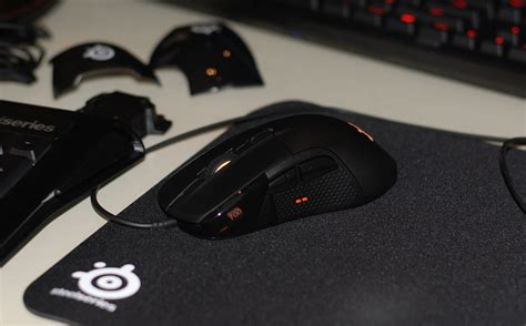 Mouse Rival 700 steelseries ces 2016 new rival 700 mouse with oled