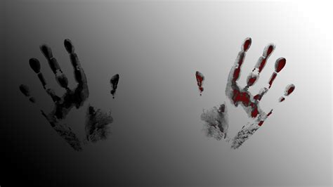 photo collection hand print wallpaper black hd