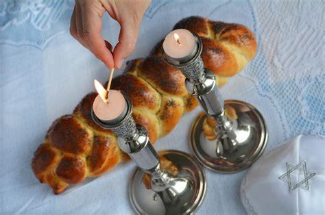 shabbat candles my jewish learning