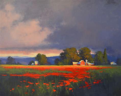 landscape painting tips 7 steps to create a landscape painting