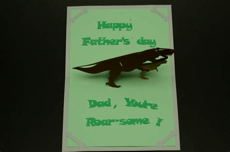 Dinosaur Pop Up Card Template by Dinosaur Pop Up Card Template