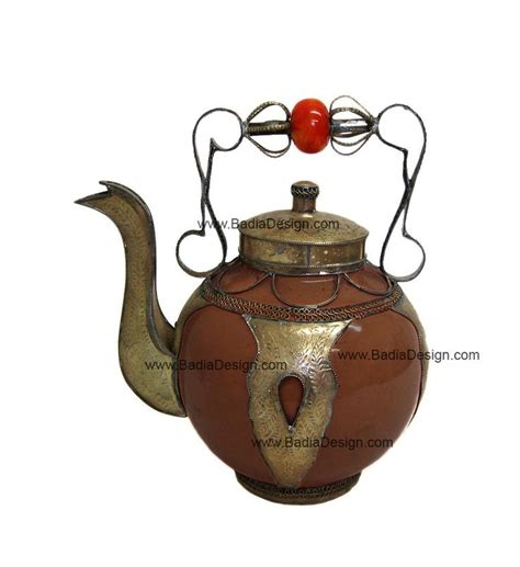 decorative ceramic teapot cer02