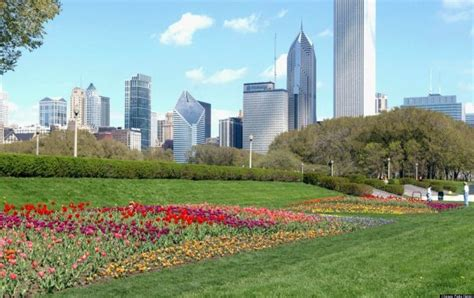 parks chicago leftover nato funds to help improve chicago parks huffpost