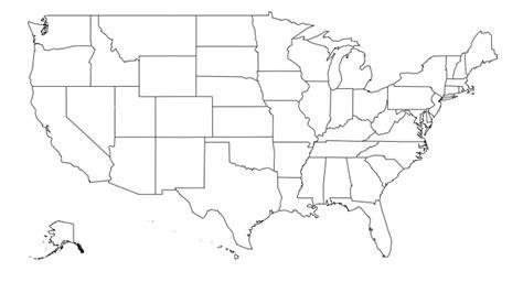 map   united states including alaska  hawaii   gregorybooma