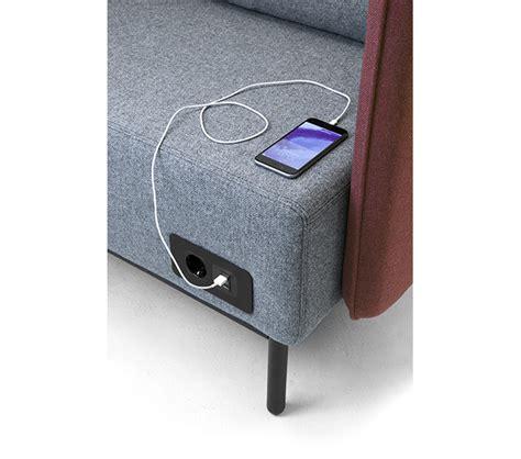 divano modulare divano modulare per l attesa dal design moderno con carica