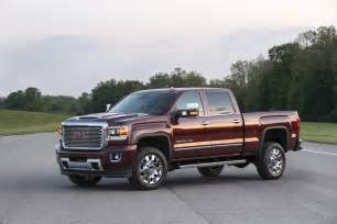 Buick Gmc 2017 Gmc Hd Info Specs Pics Wiki Gm Authority
