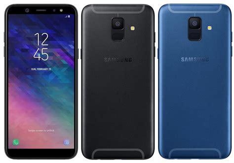 Samsung A6 samsung galaxy a6 certified amoled display 24mp