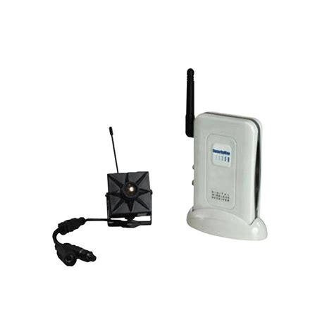 securityman digital wireless mini indoor kit with