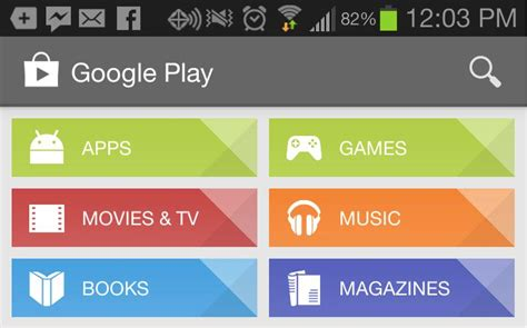 Play Store Search Instalar Play Store Gratis