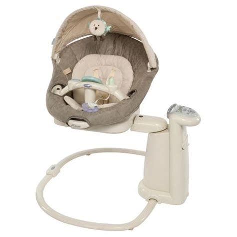 sweet peace swing buy graco sweetpeace swing from our baby swings range tesco