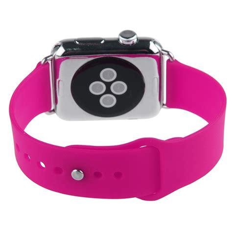 Durable Silicon Band Apple Iwatch band silicone replacement for apple iwatch