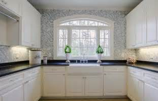 Design Ideas For Small Kitchen - modern wallpaper for small kitchens beautiful kitchen design and decor ideas
