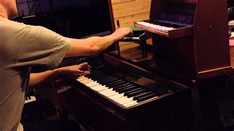 merry christmas mrlawrence dulcitone  toy piano youtube