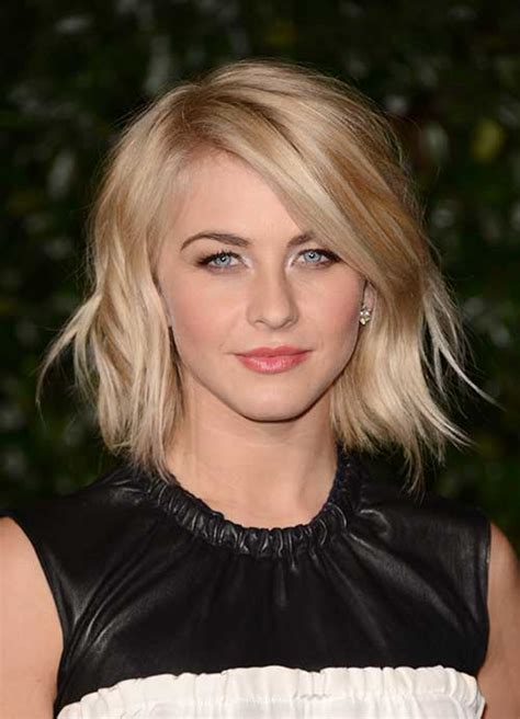 how to style julianne hough long bob 20 new celebrities with bob haircuts bob hairstyles 2017