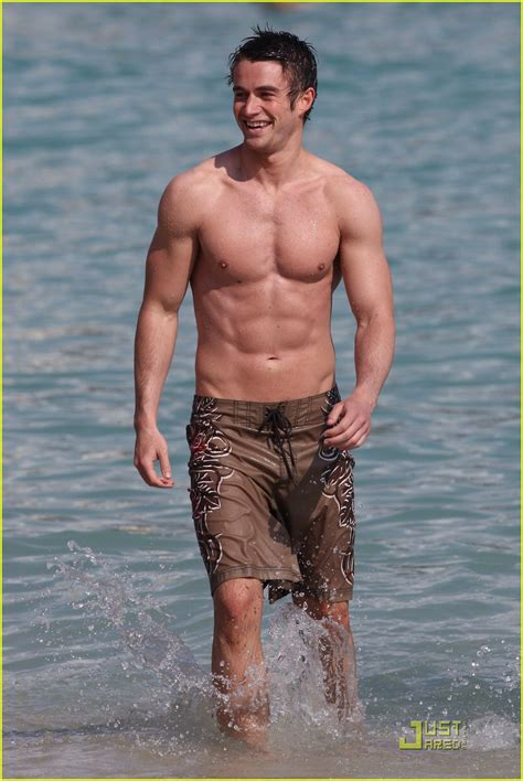 Mcconaughey Tops Sexiest Southern Hunks List by Robert Buckley Is A Shirtless Stud Photo 1096071 Robert