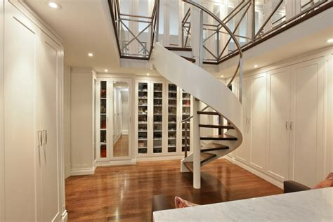 Two Story Walk In Closet by 1000 Ideas About 2 Story Closet On Closet Closet And Oval Mirror