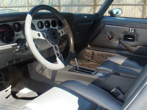 1979 Trans Am Interior by 1979 Pontiac Trans Am Pictures Cargurus