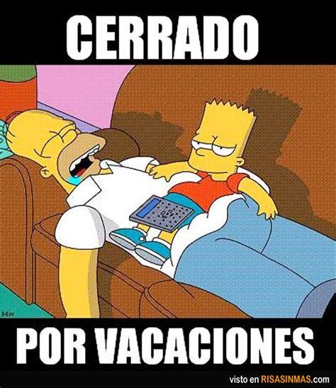 imagenes graciosas de necesito vacaciones im 225 genes divertidas de cerrado por vacaciones