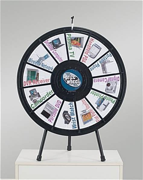 Spin The Wheel Clicker And Printout Slots Prizewheel Templates