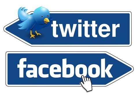 imagenes de redes sociales facebook facebook y twitter 191 cada vez m 225 s parecidos blog de