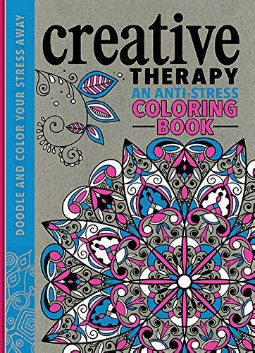 color therapy an anti stress coloring book hardcover 16 best images about colour me on