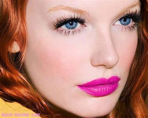 labios de colores ceade moda maquillaje de moda para la primavera 2013