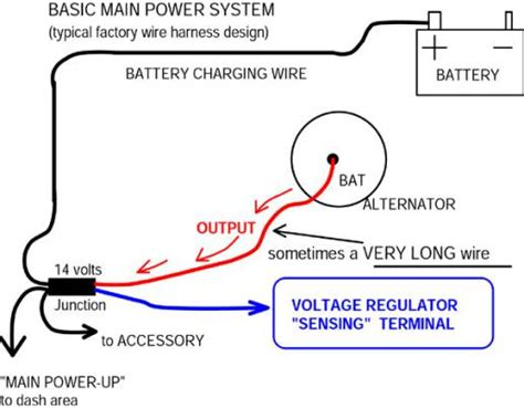 i adjust the voltage regulator to 8 volts after i volt