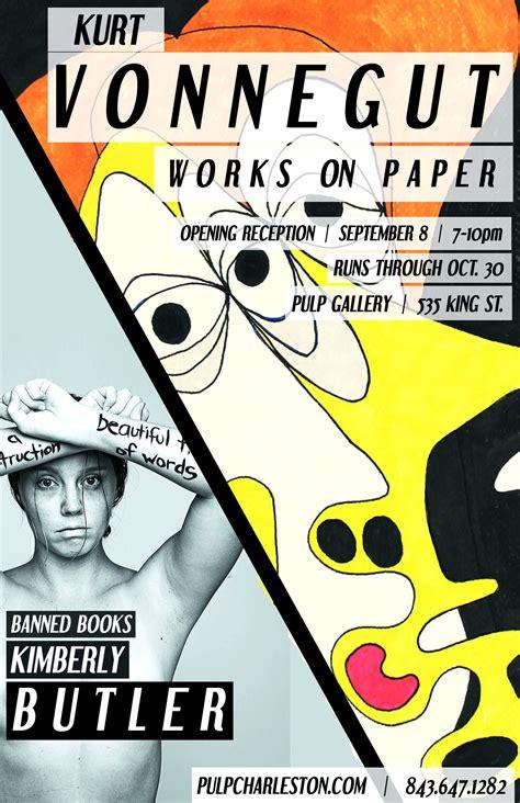kurt vonnegut thesis kurt vonnegut works on paper sc arts hub