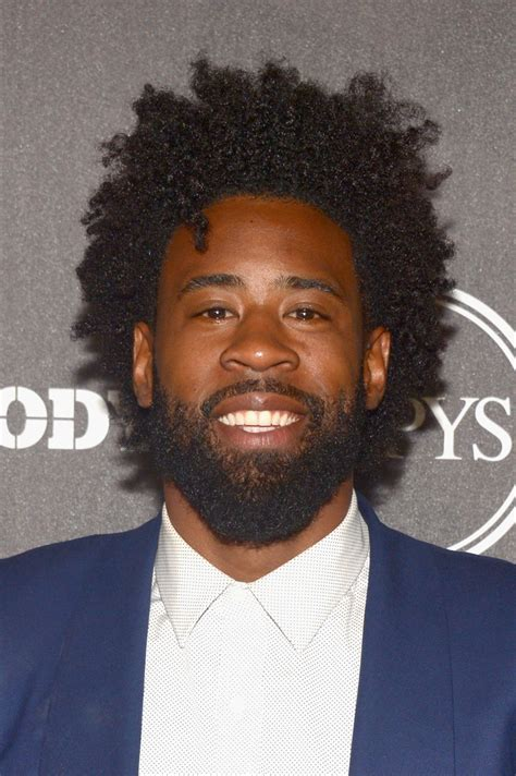 deandre jordan tattoos deandre photos photos at the espys pre