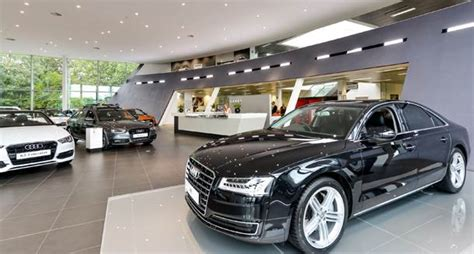 audi showroom audi york approved dealer jct600