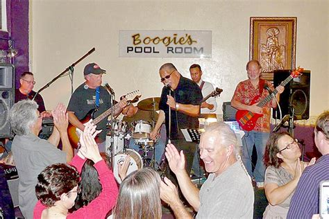 california swing shift the swing shift band keeps it funky on the central coast